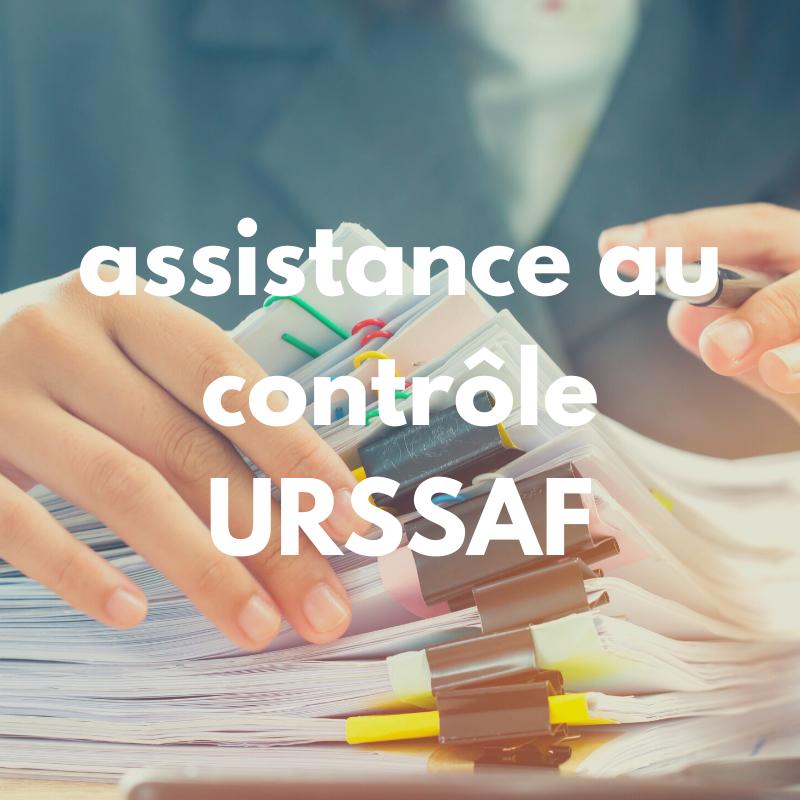 assistance au contrôle URSSAF